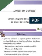 Estudo de Casos Clínicos em Diabetes