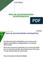 03 Tipos de Discontinuidades Estratigraf