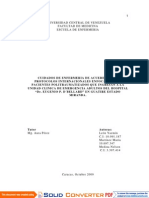 TRABAJO COMPLETO Informe Enfermeria