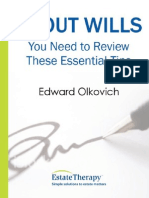 About Wills, Essential Tips