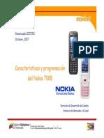 Características y Programación del Nokia 7088