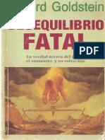 Clifford Goldstein - Desequilibrio Fatal