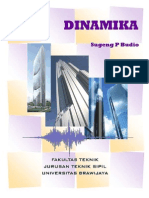 Buku Ajar Dinamika Ir. Sugeng p. Budio 2