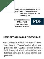 Tugas Kelompok Demografi phase1.pptx