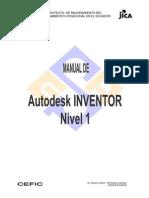 Manual Inventor 2010