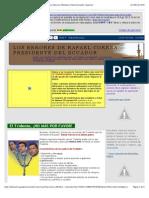 Los Errores de Rafael Correa Presidente del Ecuador
