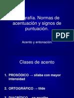 Clase 3. Acentuacion