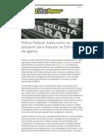Dicas Adm Policia Federal