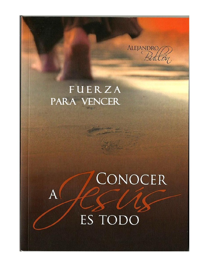 Fuerza Para Vencer Alejandro Bullon Epub Download