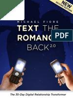 Text the Romance Back