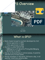 Gps Overview Apr 04