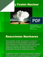 Fisión y Fusión Nuclear.pptx