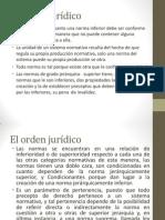 Orden Juridico