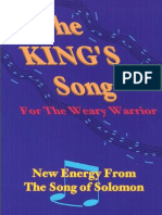 The King's Song for the Weary Warrior