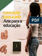 Livro Arte Educacao