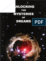 Unlocking the Mystery of Dreams