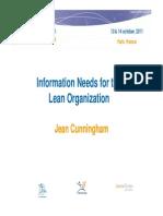 jeancunninghameuropeanleanitsummit2011-111028123716-phpapp02