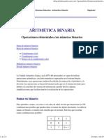 aritmética-binaria