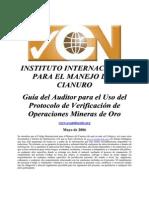 Gu�a del auditor para el uso del protocolo de verificaci�n de operaciones mineras de oro.pdf