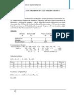 Ejemplos de Programacon Linial