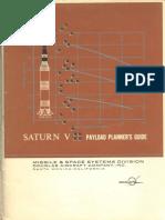 NASA Saturn V rocket Payload Planners Guide