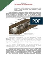 BOLILLA N°8 Uso de minerales en perforación.