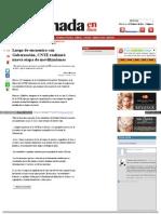 Luego de encuentro con Gobernación, CNTE realizará nueva etapa de movilizaciones