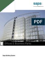 Offices portfolio by Sapa Building System - EN