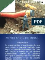 Ventilacion de Minas III