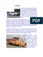 Ford Escort Review