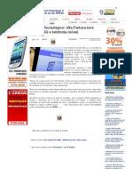 SiteBarra » Avanço Tecnológico_ Vila Fartura terá internet 3G e telefonia móvel