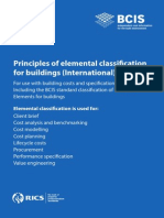 BCIS Principles of Elemental Classification FINAL PROOF
