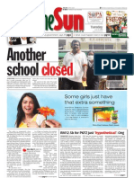 thesun 2009-06-23 page01 another school closed