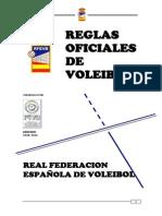 Reglas de Juego Voleibol 2009-2012