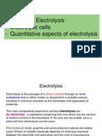 Electrolysis (1)