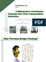 20-Year Performance of Bridge Maintenance Systems.ppt