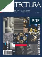 vassal and lacton in architectura magazin