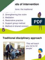 interventions summary