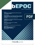 Revista Médica PubEPOC Núm 5.