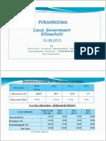 Pura Neguma Project (NELSIP) - Kilinochchi