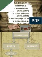 PRESENTASI INFEKSIUS (K3)