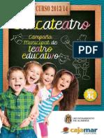 EDUCATEATRO Almería 2013/14
