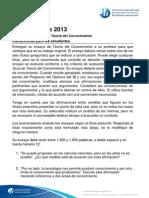 Temas Prescritos TDC 2013