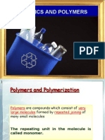 Polymers Applications