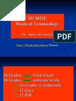 Terminology KSU