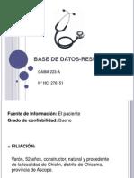 Base de Datos-resumen