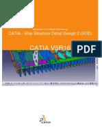 CATIA - Ship Structure Detail Design