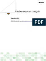 Microsoft SDL_Version 5 0