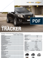 Ficha Tracker JL2013