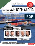 Brochure Ports en Hinterland 2013